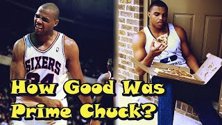 Download How GOOD Was Charles Barkley Actually? Video