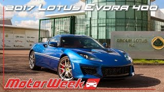 Download First Look: 2017 Lotus Evora 400 - A Few Questions Answered Video