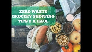 Download Zero Waste Shopping: Tips and a Haul Video