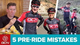 Download 5 Mistakes Every Cyclist Has Made Before A Bike Ride Video