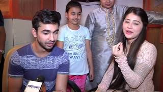 Download Aditi and Abhishek Talks About The First Impression Video