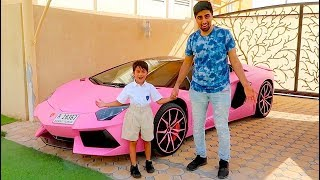 Download FIRST DAY OF SCHOOL IN A LAMBORGHINI !!! Video