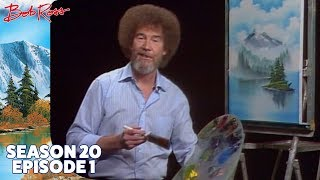 Download Bob Ross - Mystic Mountain (Season 20 Episode 1) Video
