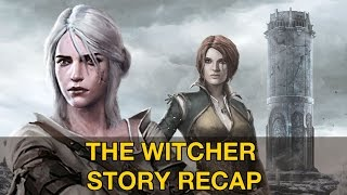 Download Witcher Story Recap: Watch Before You Play The Witcher 3: Wild Hunt Video