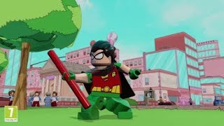 Download LEGO® Batman™ 3: Beyond Gotham - How to make Robin from Teen Titans GO! Video