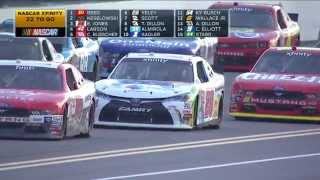Download NASCAR XFINITY Series - Full Race - Alert Today Florida 300 at Daytona Video