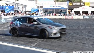 Download Focus RS Drifting at SEMA 2016! Video