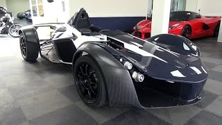 Download 2016 Full Carbon BAC Mono - In-depth Exterior and Interior tour. Video