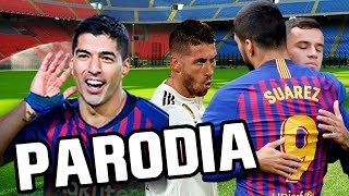 Download Canción Barcelona vs Real Madrid 5-1 (Parodia Taki Taki - Ozuna, DJ Snake, Selena Gomez, Cardi B) Video