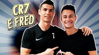 Download CRISTIANO RONALDO E FRED, O GRANDE ENCONTRO Video