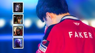 Download Everything FAKER did at WORLDS 2017 (HE CRIED !) | SKT FAKER HIGHLIGHTS | #LeagueOfLegends Video