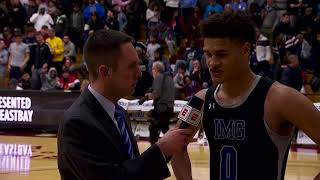 Download Josh Green and IMG close out Oak Hill at Hoophall Classic! Video