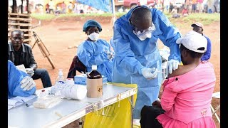 Download A new Ebola vaccine is being tested in war-torn Congo Video