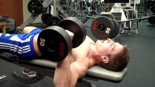 Download How To: Dumbbell Chest Press Video