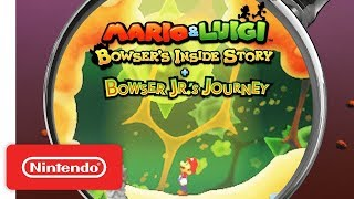 Download Mario & Luigi: Bowser's Inside Story + Bowser Jr.'s Journey - Into the Body Trailer - Nintendo 3DS Video