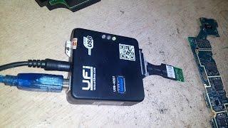 UFiBox Tutorial : Direct ISP Samsung S3 GT-i9300, Repair Emmc via TP