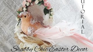 Download Shabby Chic Easter Egg Tutorial SOLD Video