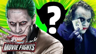 Download Who Should Play The Joker? - MOVIE FIGHTS! Video