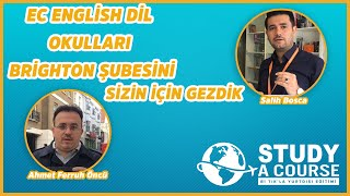 Download EC English Dil Okulları Brighton Şubesini Sizin İçin Gezdik Video