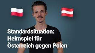 Download Standardsituation: Martin Schauhuber analysiert das 1. Länderspiel Video