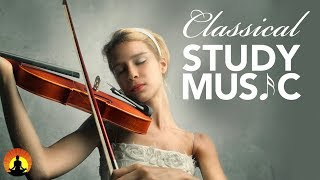 Download Study Music for Concentration, Instrumental Music, Classical Music, Work Music, Relax, ♫E117 Video