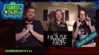 Download ″The House on Pine Street″ Trailer Reaction - The Horror Show Video