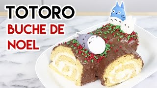 Download How to Make a Totoro Buche de Noel! Video