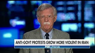 Download Bolton: 'Our Goal Should Be Regime Change in Iran' Video
