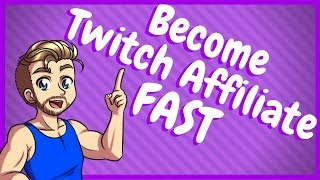 Download How to get Twitch Affiliate Fast - The Real Way! Video