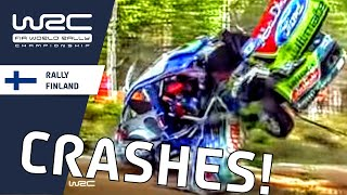 Download WRC - Neste Oil Rally Finland: CRASH Review Special Video