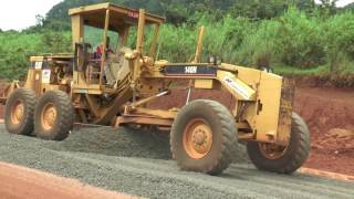Download Les travaux d'amenagements et de bitumage de la route nationale N° 15 - NGOZI - GITEGA Video
