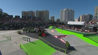 Download Dew Tour Team Challenge Gap Section Video