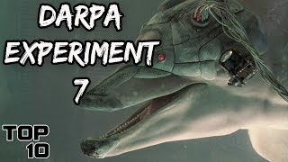 Download Top 10 Scary DARPA Experiments Video