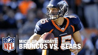 Download Tim Tebow Mic'd Up Leads Comeback vs. Bears (Week 14, 2011) | #MicdUpMondays | NFL Video
