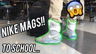 Download I Wore My Nike Mags to School Video