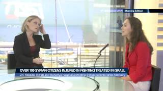 Download Syrian children treated in Israeli hospitals Video