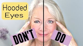 Download Do's and Don'ts for Hooded, Downturn or Mature Eye Makeup Video