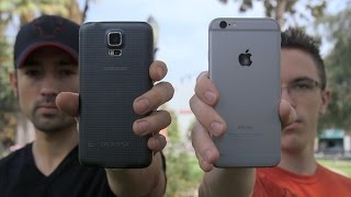 Download iPhone 6 vs Samsung Galaxy S5 Speed Test! Video