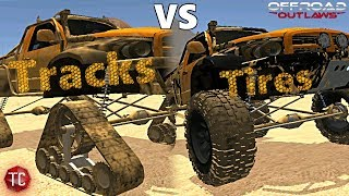 Download Off-Road Outlaws: Tires vs Tracks Video