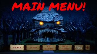 Download Monster House- Blu-Ray 3D Menu Full Preview HD Video