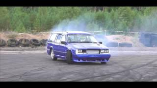 Download Volvo 745 520hp driftcar season 2016 Video