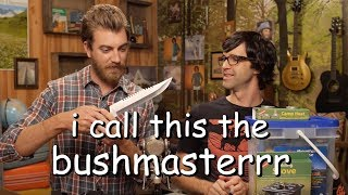 Download rhett prepping for the apocalypse for 9 minutes straight Video