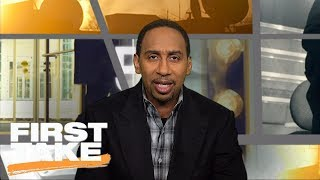 Download Stephen A. Smith says Eagles have 'shocked' him | First Take | ESPN Video