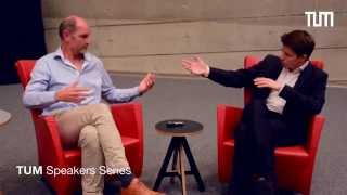Download Thomas Raffeiner bei der TUM Speaker Series 2015 Video