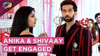 Download Anika Gets Engaged To Shivaay | Major Twist | Ishqbaaaz Video