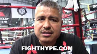 Download ROBERT GARCIA EXPLAINS WHY CANELO VS. GOLOVKIN WILL LIKELY GO THE DISTANCE; BREAKS DOWN FIGHT Video