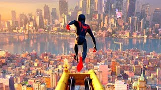 Download Small Details You Missed In Spider-Man: Into The Spider-Verse Video