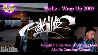 Download Skillz Aka Mad Skillz Wrap Up 2005 05 Rap up YouTube Video