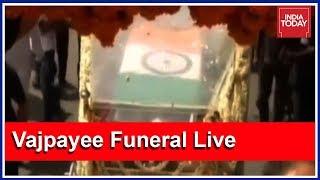 Download Vajpayee's Uttar Pradesh Supporters Flock To Delhi For A Last Glimpse Video
