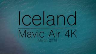 Download Iceland in March - Mavic Air Drone 4K Video